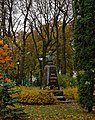 Київ. Міський сад - Памятник М. І. Глінці DSCF5973.JPG