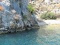Лестница затонувшего города. Ликийский развалины VII век до н.э. КековаРа - panoramio.jpg
