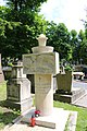 Личаківське, Пам'ятник на могилі Яворського Ф.jpg