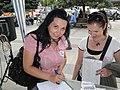 МК избори 2011 02.06. Битола - караван Запад (5789759405).jpg