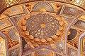 Мавзолей Ак-Сарай. Роспись купола.jpg