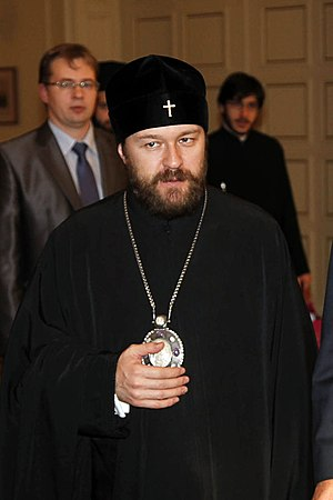 Third Extraordinary General Assembly of the Synod of Bishops - Metropolitan Hilarion