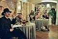 Михаил Боярский на съёмках передачи Белый попугай. Фото Анастасии Федоренко.jpg