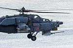 Ми-28 - Тренировочные полеты экипажей вертолетов армейской авиации Южного военного округа (аэр.Кореновск, Краснодарский край) 09.jpg
