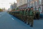 На Хрещатику пройшла підготовка до Маршу Незалежності 810 (20564805948).jpg
