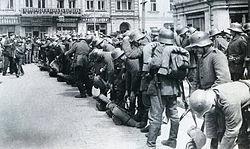 Немцы в Киеве март 1918
