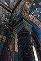 Новый Афон. Новоафонский монастырь. Интерьер. Колонна.jpg