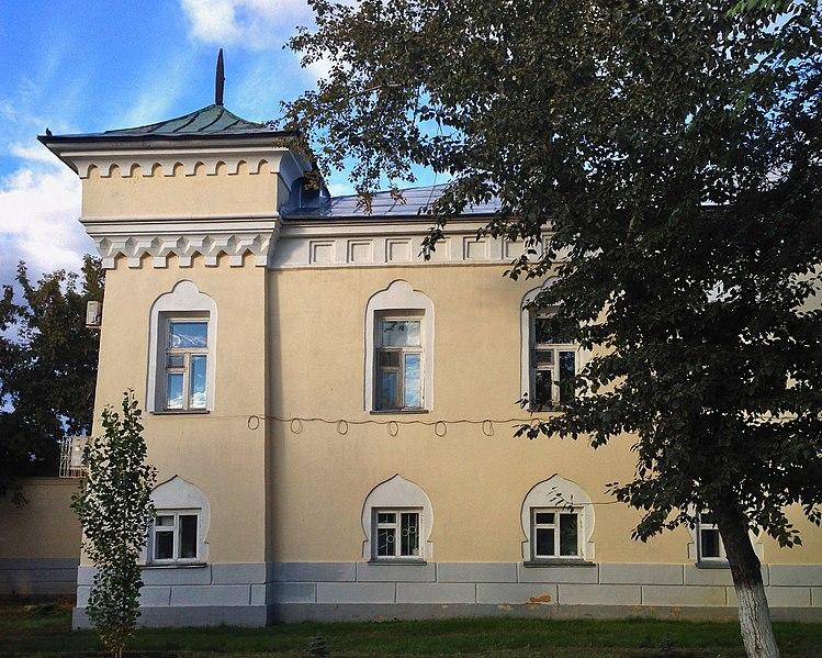 Файл:Оренбургский Караван-Сарай (основной корпус) 04.jpg