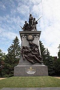 Памятник героям Первой мировой войны (Калининград)