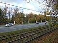 "Парк ""Швейцария"" со стороны проспекта Гагарина.JPG"