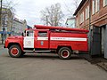 Пожарная автоцистерна ПЧ-13 г.Котлас.JPG