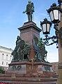 Сенатская площадь. Памятник Александру II. - panoramio.jpg