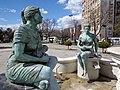 Скопје, Р. Македонија , Skopje, R. of Macedonia 01.04.2013 ( Парк во Автокоманда, споменик на Филип II ) - panoramio (4).jpg