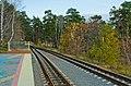 Станция Солнечная Детской железной дороги - panoramio.jpg