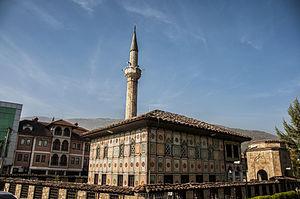Шарена Џамија - Тетово