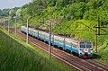 ЭПЛ9Т-007, Украина, Киевская область, перегон Сорочий Брод - Фастов-I (Trainpix 133241).jpg