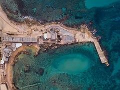 מבט על נמל קיסריה.jpg