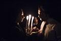 تئاتر باغ وحش شیشه ای به کارگردانی محمد حسینی در قم به روی صحنه رفت - عکاس- مصطفی معراجی 42.jpg