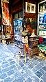 زاوية أحد متاجر الحرف اليدوية بدمشق القديمة.jpg
