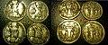 چهار سکه شاپور اول ساسانی-مجموعه شخصی شهرام نگارشی.jpg