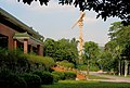 华南农业大学,兴建中的行政办公大楼a - panoramio.jpg