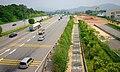 华南农业大学,穿越校区的华南快速干线和京珠高速 - panoramio.jpg