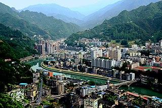 County in Chongqing, People
