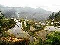爬元宝山最高点收揽一路风光-桂穿越 - panoramio (64).jpg