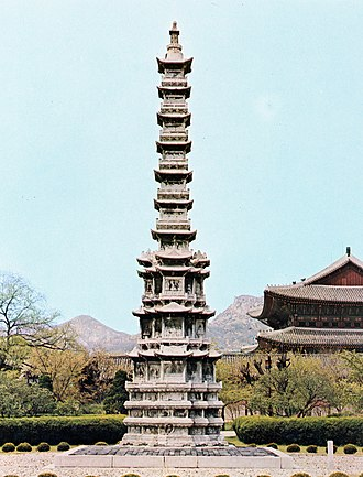 Gyeongcheonsa Pagoda - Image: 개성 경천사지 십층석탑 04
