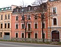 005. Lomonosov. Dvortsovy Avenue, 35 (left part).jpg