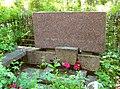 019. Шуваловское кладбище. Могила литературоведа В.А. Десницкого.jpg
