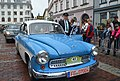 02019 1509 (2) Oldtimer Rally in the Beskids, DDR TAXI.jpg