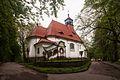 02750 Kraków, kaplica Matki Bożej Częstochowskiej, pocz. XX.jpg