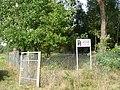 02 - Bełżec - Cmentarz wojenny z I wojny światowej w tzw. Szczetach, widok ogólny cmentarza. Gmina Bełżec, powiat tomaszowski.JPG