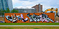 03-05-2014 - Graffiti near European Central Bank - EZB - Frankfurt Main - Germany - 06.jpg