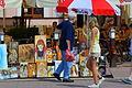 05 Sommer-Jahrmarkt in Sanok, 2013.JPG