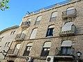 066 Casa de Pedra, pl. Major 17 (Mollerussa).JPG