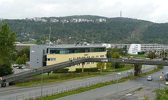 Oslo Police District - Image: 08 09 19 Stovner politistasjon