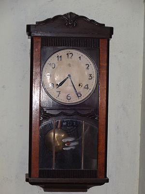 Seikosha - Seikosha wall clock