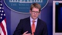 File:10-31-13- White House Press Briefing.webm