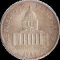 100 Francs 1983 avers.png