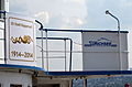 100 Jahre Dampfschiff 'Stadt Rapperswil' - Tag der offenen Dampfschiff-Türe am Bürkliplatz - Brücke - Oberdeck 2014-04-25 14-40-09.JPG