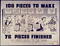 100 Pieces to Make. 76 Pieces Finished - NARA - 533951.jpg