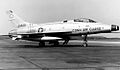 118th Fighter-Interceptor Squadron - North American F-100A-15-NA Super Sabre 53-1601.jpg