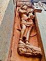 11th 12th century Iswara temple, Kamaleshwara Kalleswara Kamlishvara, Jalasangvi Karnataka India - 12.jpg