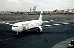 124ac - Scandinavian Airlines Boeing 767-383ER, LN-RCI@EWR,14.03.2001 - Flickr - Aero Icarus.jpg