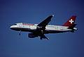 132ar - Swissair Airbus A319; HB-IPS@ZRH;12.05.2001 (5036248456).jpg