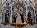 134 Real Monasterio de Santa Clara, capelleta a l'església.jpg