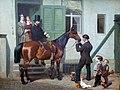 1857 Steffeck Ausritt des Kuenstlers anagoria.JPG