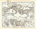 1865 Spruner Map of the Mediterranean from the Punic Wars to Mithridates the Great - Geographicus - MareInternum-spruner-1865.jpg